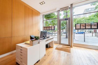 Isambert Arago - Agence immobilière - Paris