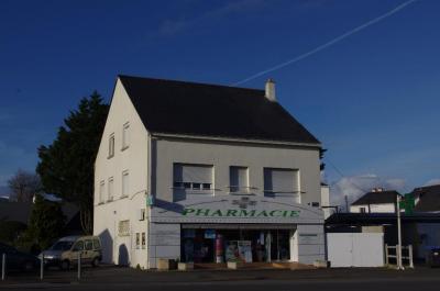 Pharmacie Scellier - Pharmacie - Saint-Nazaire
