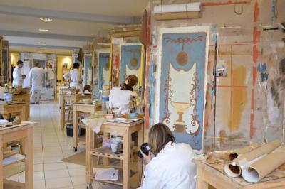 Sablé Jean - Enseignement pour les professions artistiques - Versailles