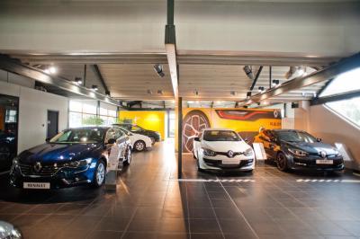 Renault Garage Duverney (SAS) - Location d'automobiles de tourisme et d'utilitaires - Thonon-les-Bains