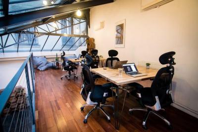 Minca - Location de bureaux équipés - Paris