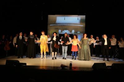 Opéra Jeune Public OJP - Compagnie de théâtre, ballet, danse - Nancy