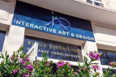 Interactive Art & Design - Enseignement supérieur privé - Montpellier