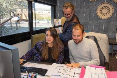 Atelier JP Bouvée - Agencement de magasins - Biarritz