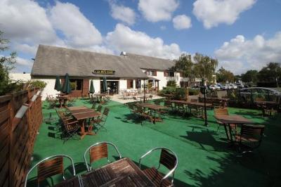 The Originals Ambacia Tours Sud Inter-Hotel - Restaurant - Saint-Avertin