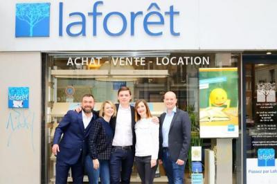 Laforêt Immobilier Paris 11 - Agence immobilière - Paris