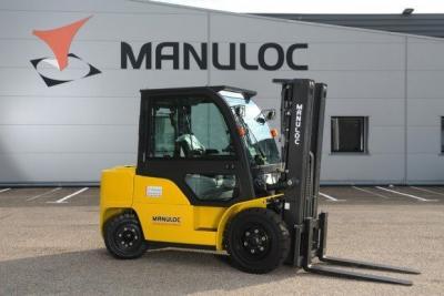 MANULOC MAC2 Langres - Location de matériel de manutention et levage - Langres