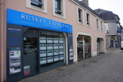 Ruseff Latruffe Immobilier (sas) - Agence immobilière - Ploemeur