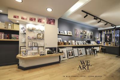 We Art' Studio - Photographe de portraits - Blois