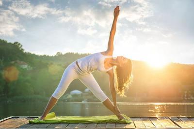 Centre de Yoga Nantes La Voie de l' Unité : Yoga Aline Mahe Garcia à Nantes - Relaxation - Nantes