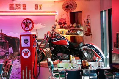American Way - Restaurant - Dijon