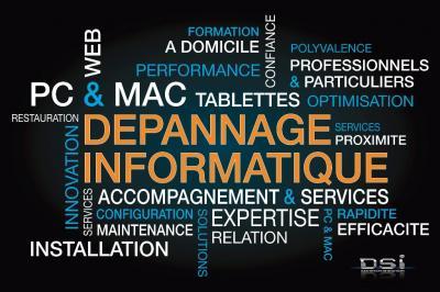D S I Dijon Services Informatique - Dépannage informatique - Dijon