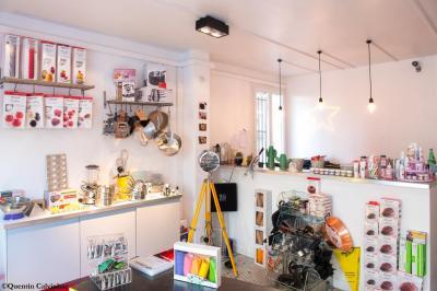 Cuisine Shop - Matériel pour boulangeries et pâtisseries - Paris