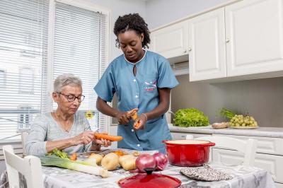 ADHAP - L'aide à domicile - Services à domicile pour personnes dépendantes - Clermont-Ferrand