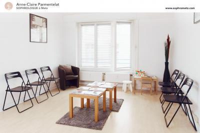 Anne-Claire Parmentelat - Sophrologie - Metz