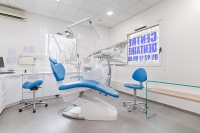 Centre dentaire Paris 13 - Vincent Auriol - Centre dentaire - Paris