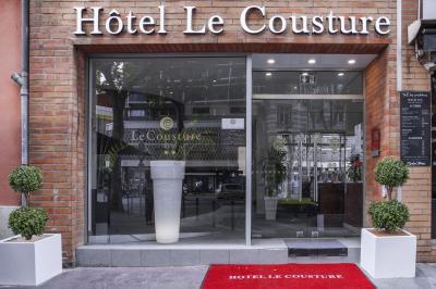 Hôtel Le Cousture - Hôtel - Toulouse