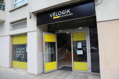 Vélogik Les Ateliers - Vente et réparation de vélos et cycles - Grenoble