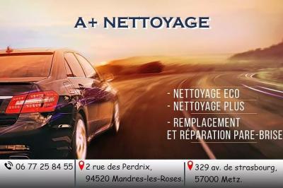 A+ Nettoyage - Lavage et nettoyage de véhicules - Metz