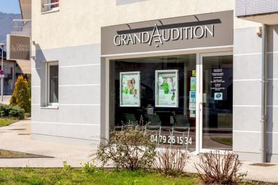 Grand Audition - Audioprothésiste - La Motte-Servolex