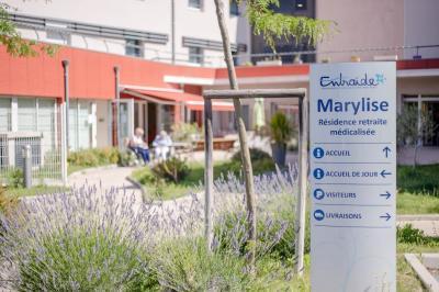 Entraide Résidence Marylise - Maison de retraite médicalisée - Marseille