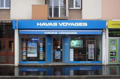 Havas Voyages - Agence de voyages - Dijon