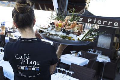 Café de la Plage Restaurant - Café bar - Arcachon