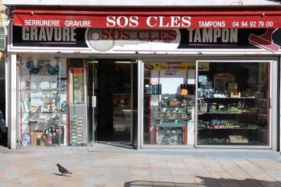 SOS Clés Service - Serrurier - Toulon