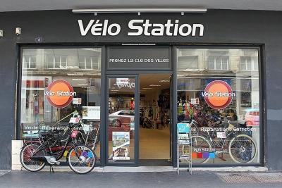 Cyclable Caen - Vente et réparation de vélos et cycles - Caen