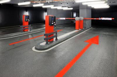 Parking Q-Park Philharmonie - Parking public - Paris