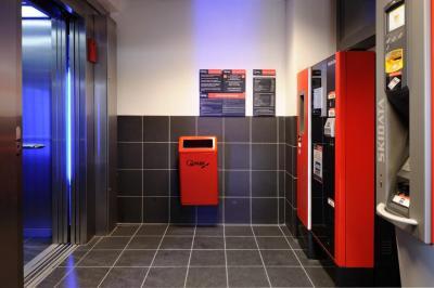 Parking Francfort - Gare Part-Dieu - Parking - Lyon