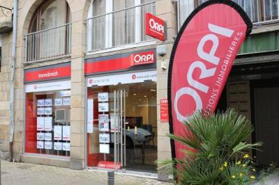 Orpi - Agence immobilière - Guingamp