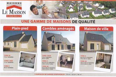 Maisons le Masson - Constructeur de maisons individuelles - Vannes