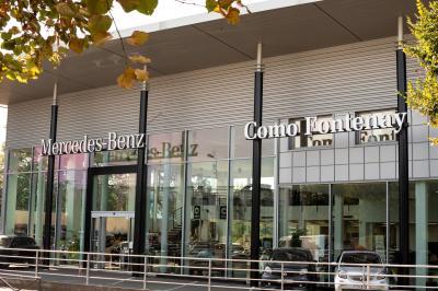 Mercedes-Benz & smart - Como Fontenay - Garage automobile - Fontenay-sous-Bois