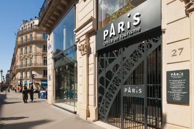 Office Du Tourisme Et Des Congrès De Paris - Office de tourisme et syndicat d'initiative - Paris