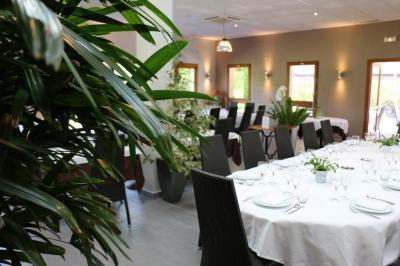 Hôtel Restaurant Aux Berges du Rhône - Hôtel - Chavanoz