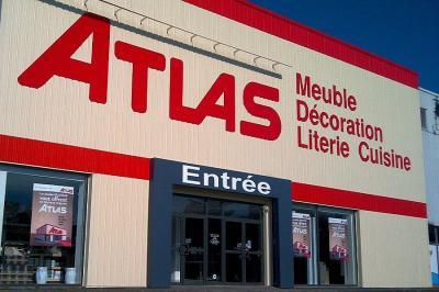 Atlas - Meubles de cuisines et salles de bain - Chaumont