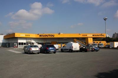 Kiloutou - Location de matériel pour entrepreneurs - Créteil