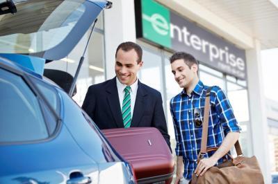 Enterprise Rent a Car - Location d'automobiles de tourisme et d'utilitaires - Paris