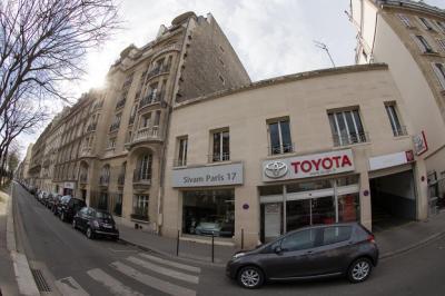 Toyota Sivam Concessionnaire - Automobiles d'occasion - Paris