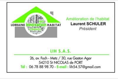 Lorraine Innovation Habitat Sas - Ravalement de façades - Metz