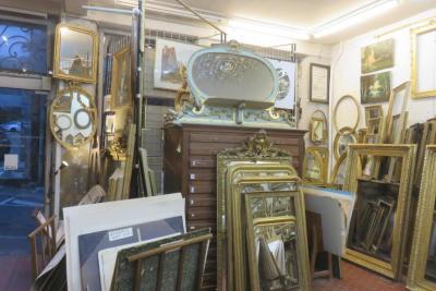 Cave et Fils SARL - Ébénisterie d'art et restauration de meubles - Limoges