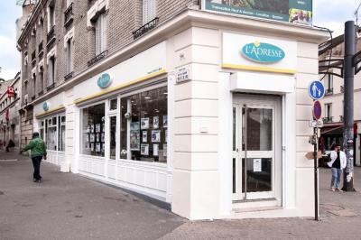 l'Adresse - Agence immobilière - Montreuil