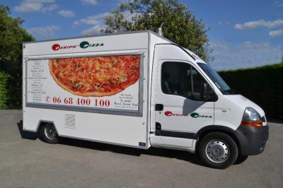 Périph'Pizza - Pizzeria - Nantes