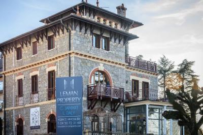 Leman Property - Agence immobilière - Thonon-les-Bains