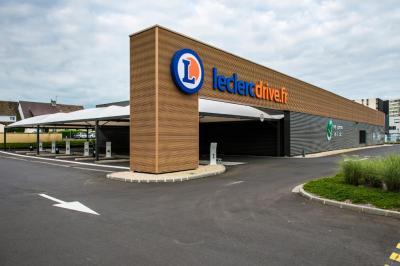 E.Leclerc Drive GRANVILLE DISTRIBUTION - Location d'automobiles de tourisme et d'utilitaires - Granville