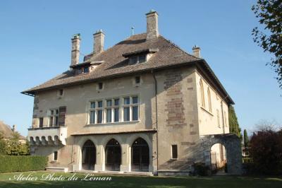 Fondation Ripaille - Organisation de séminaires et de congrès - Thonon-les-Bains