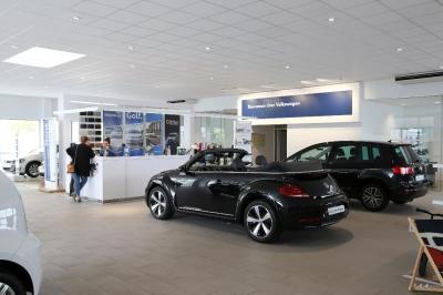 Volkswagen - Axess Brive - GROUPE FAURIE - Garage automobile - Brive-la-Gaillarde