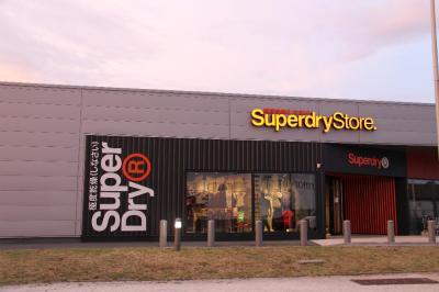 Superdry Mérignac - Fabrication de vêtements - Mérignac