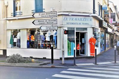 Znb - Vêtements de travail - Montreuil